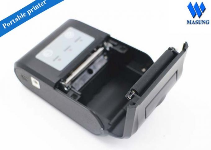 2 Inch Wireless bluetooth thermal  printer  Handheld High Reliability
