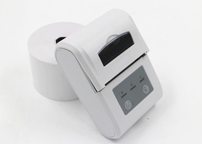 mini portable handheld  58 mm bluetooth thermal printer for mobile device