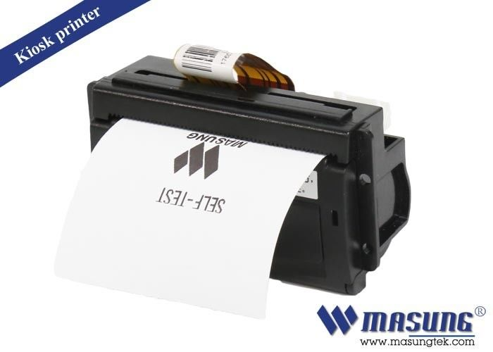 compact structure wide voltage range  Mini panel mount printers