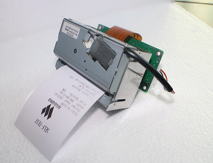 MS-58II+C 2 Inches High Speed Kiosk Android Thermal Printer , Auto Cutter