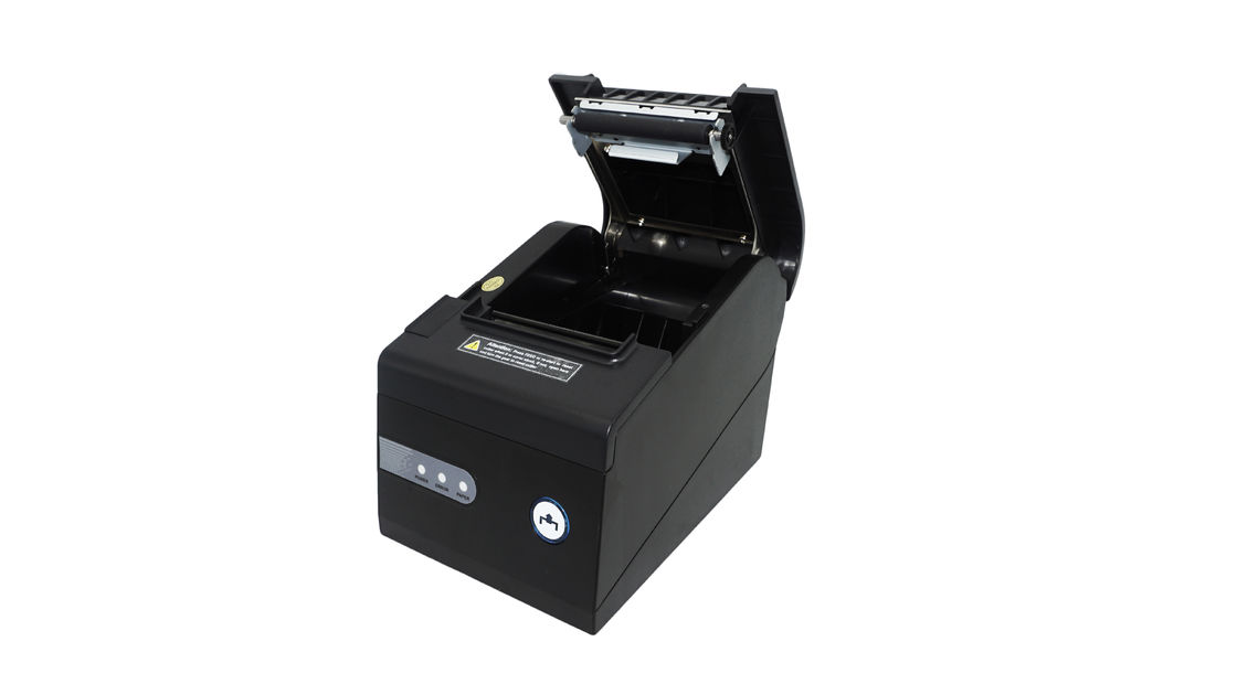 Easy Paper Loading Pos Thermal Printer Linux System With Full / Partial Cutter