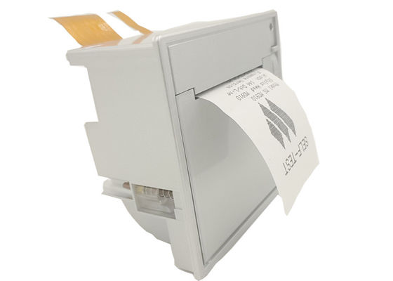 Cina Front Open Fast Speed Panel Mount Printers , Mobile Thermal Printer For Mrocontrollers pabrik