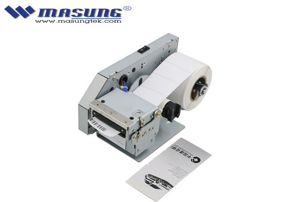 Auto Peeling - Off Thermal Label Printer Ultra Big Paper Roll Didukung
