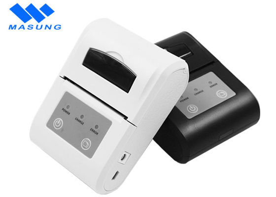 Cina Handheld 58mm Bluetooth Thermal Receipt Printer For Android Mobile Phone pabrik