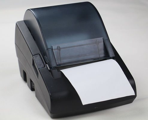 Cina Big Roll Bucket Portable POS Thermal Printer, 2 Inch Printer Penerimaan pabrik