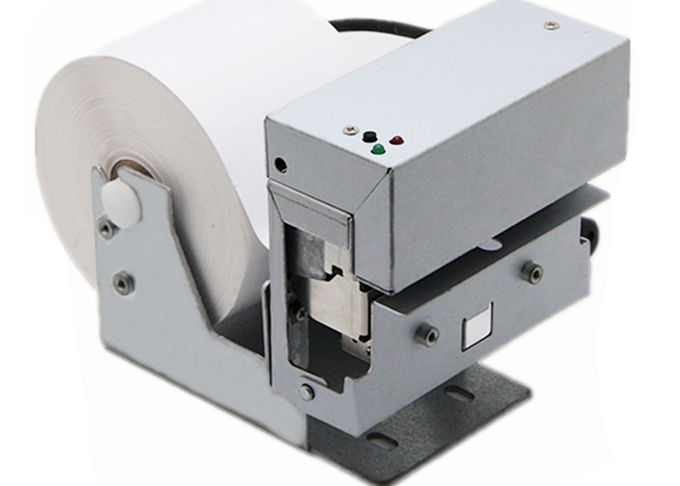 Adjustable cutting method compact 2 thermal printer for fiscal enquipments